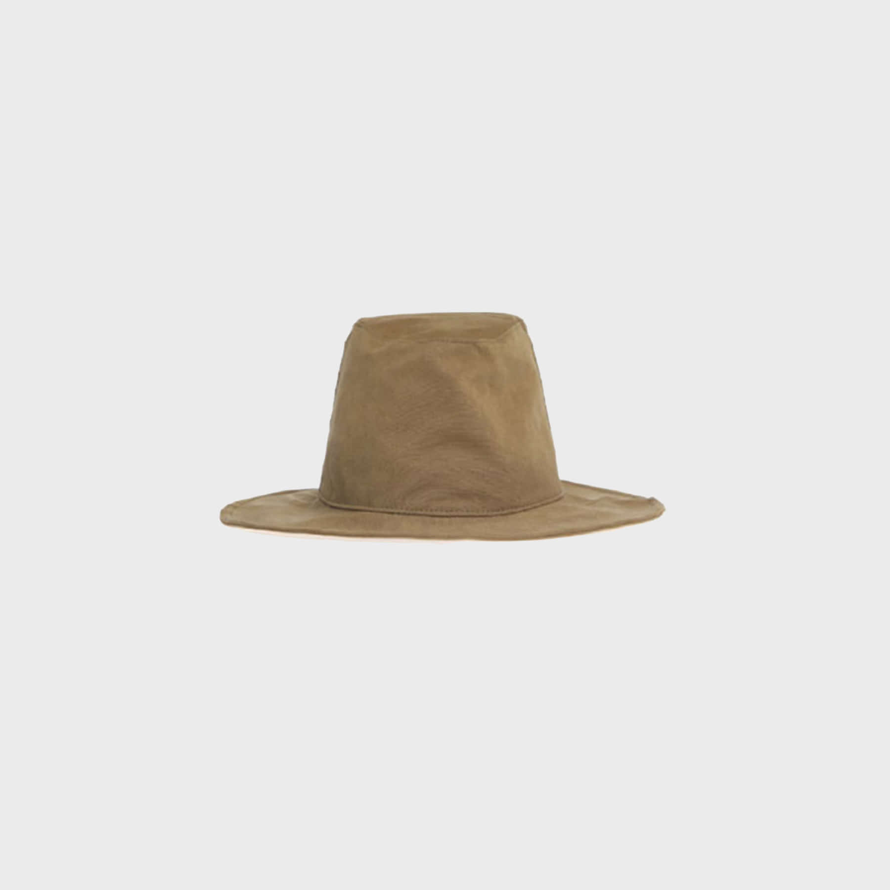 Natural fedora (brown)