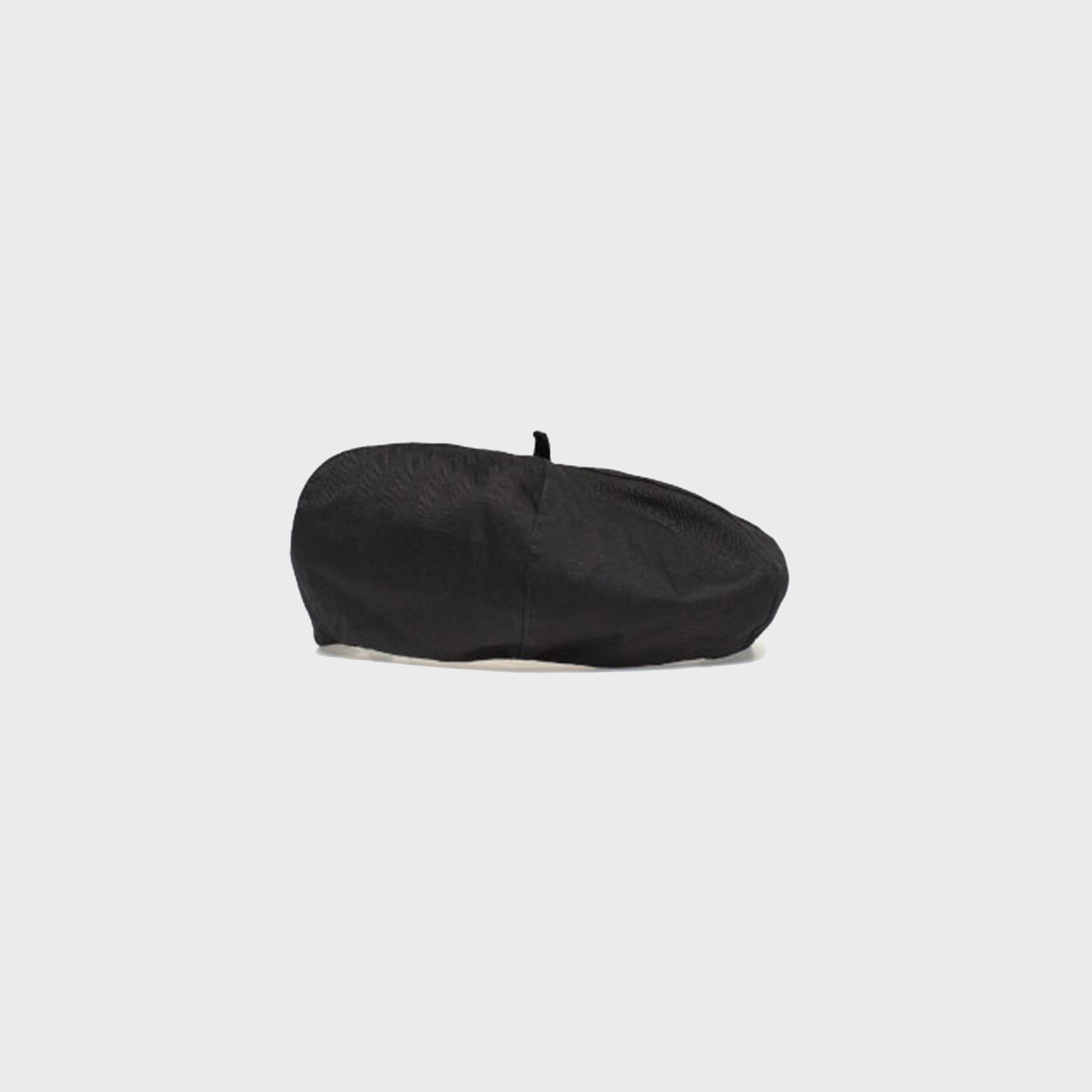 Bread beret (Black)