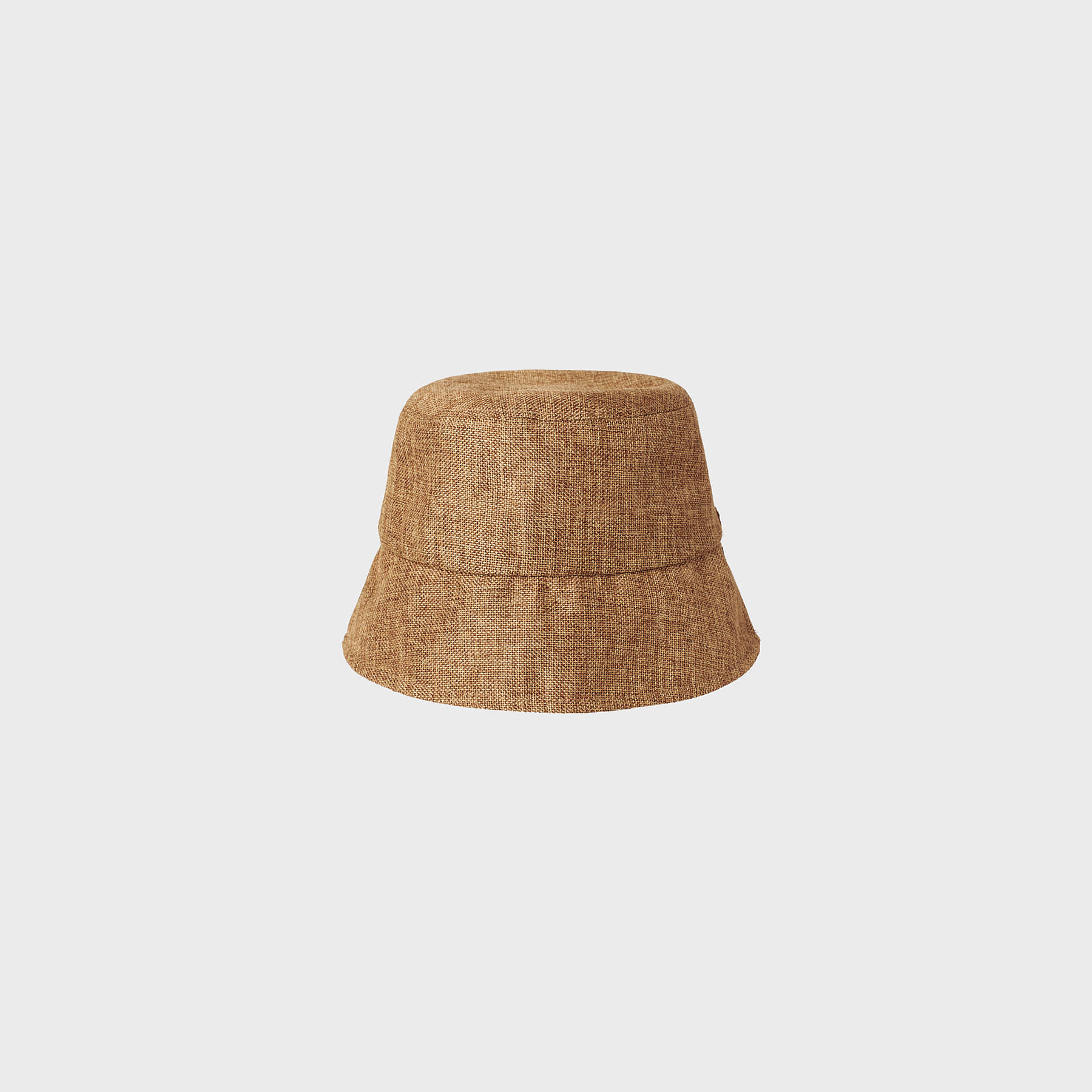 Mini roll hat (brown)