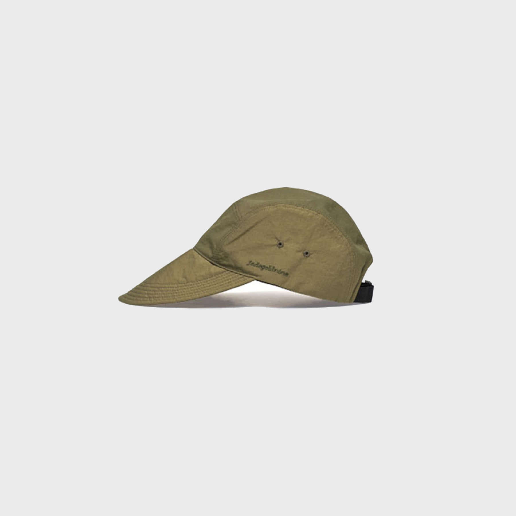 Summer campcap (khaki,black)