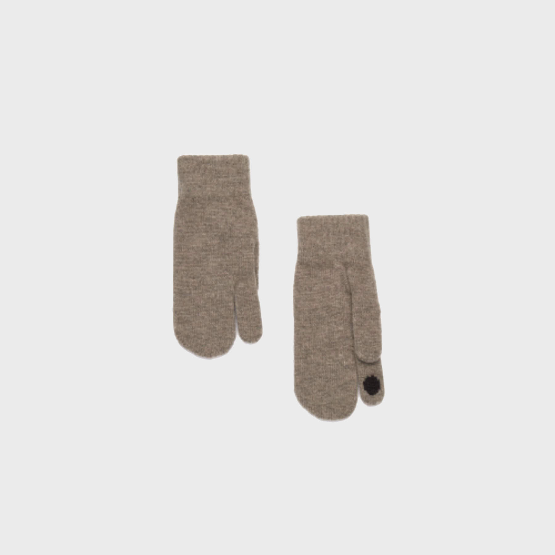 cactus gloves (brown)