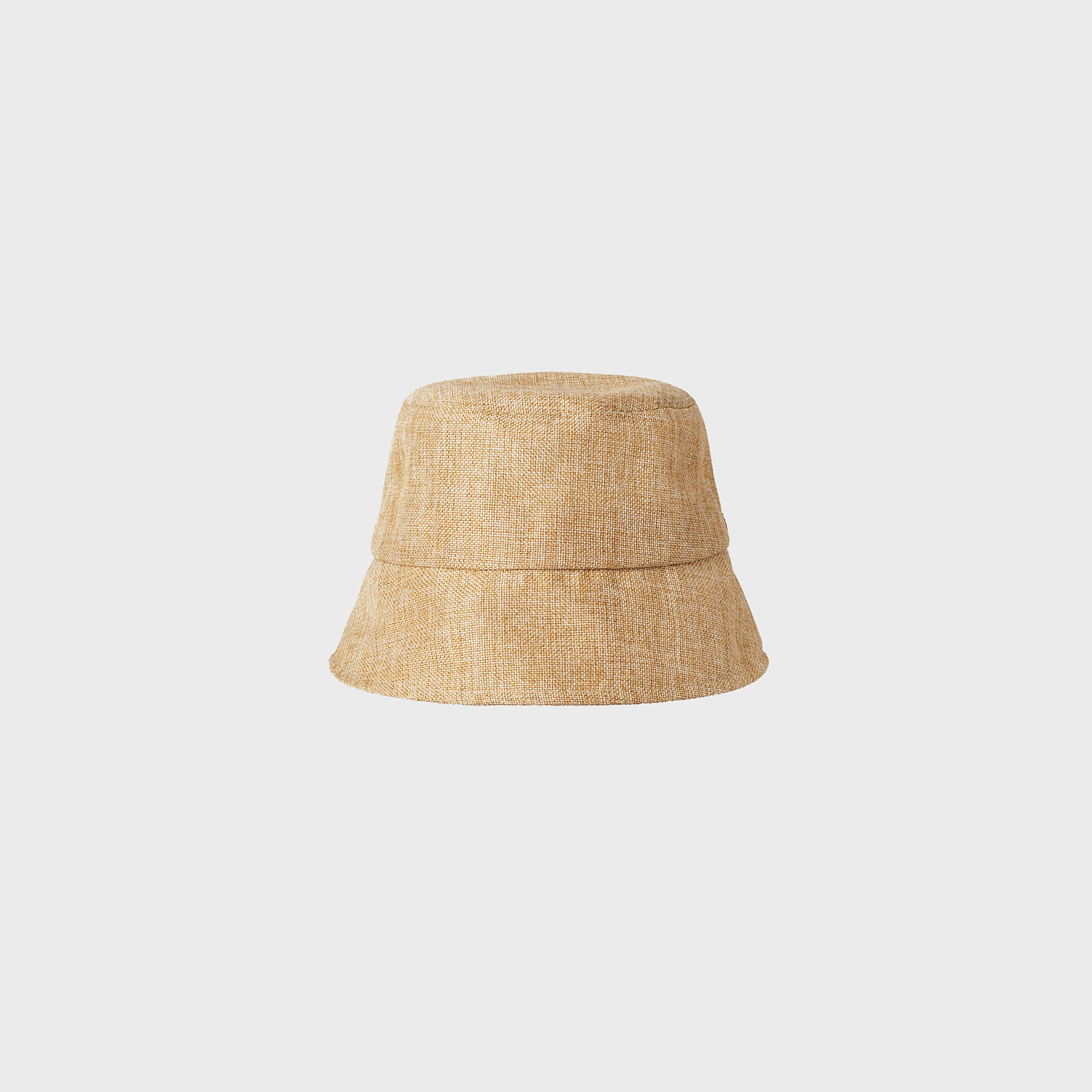 Mini roll hat (beige)
