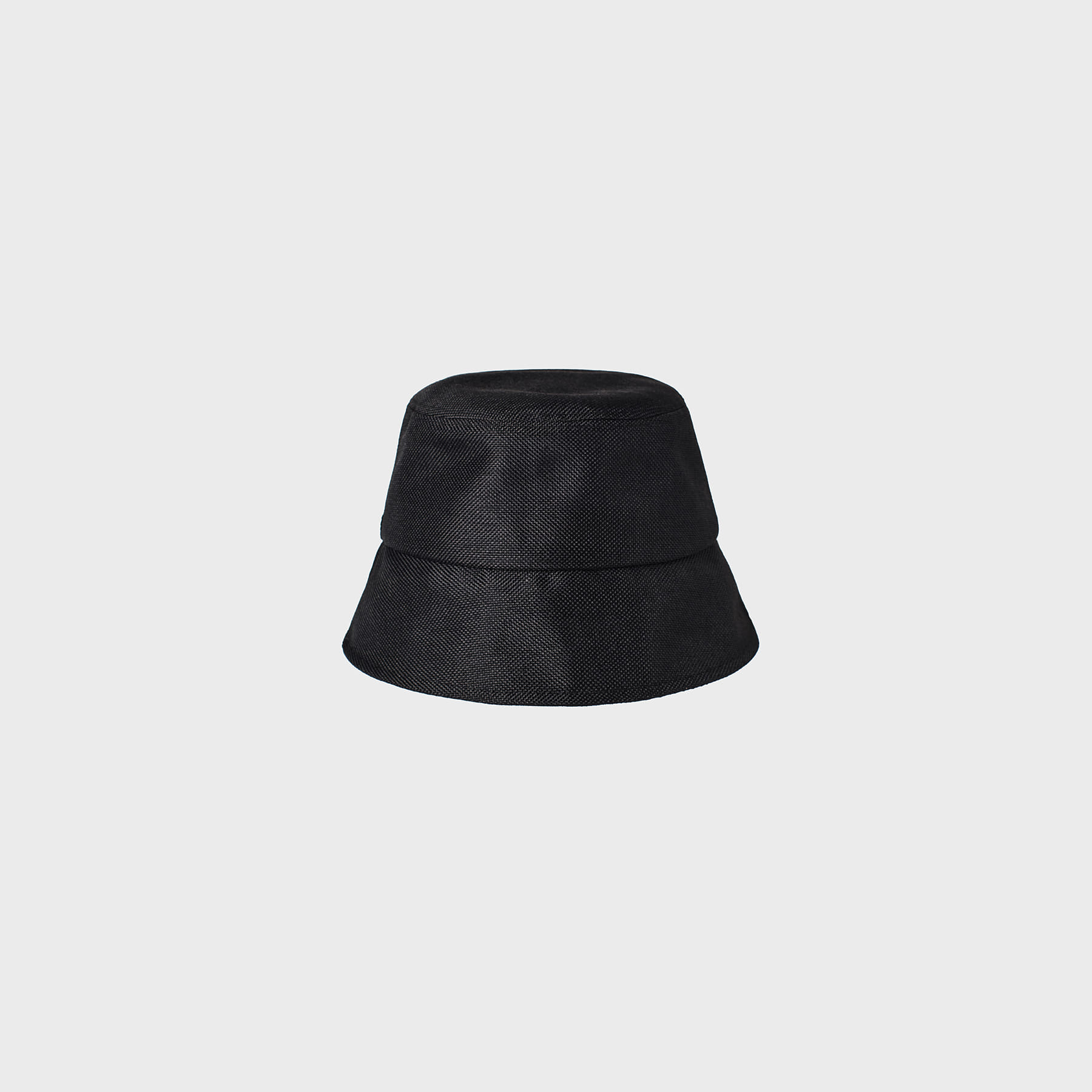 Mini roll hat (black)