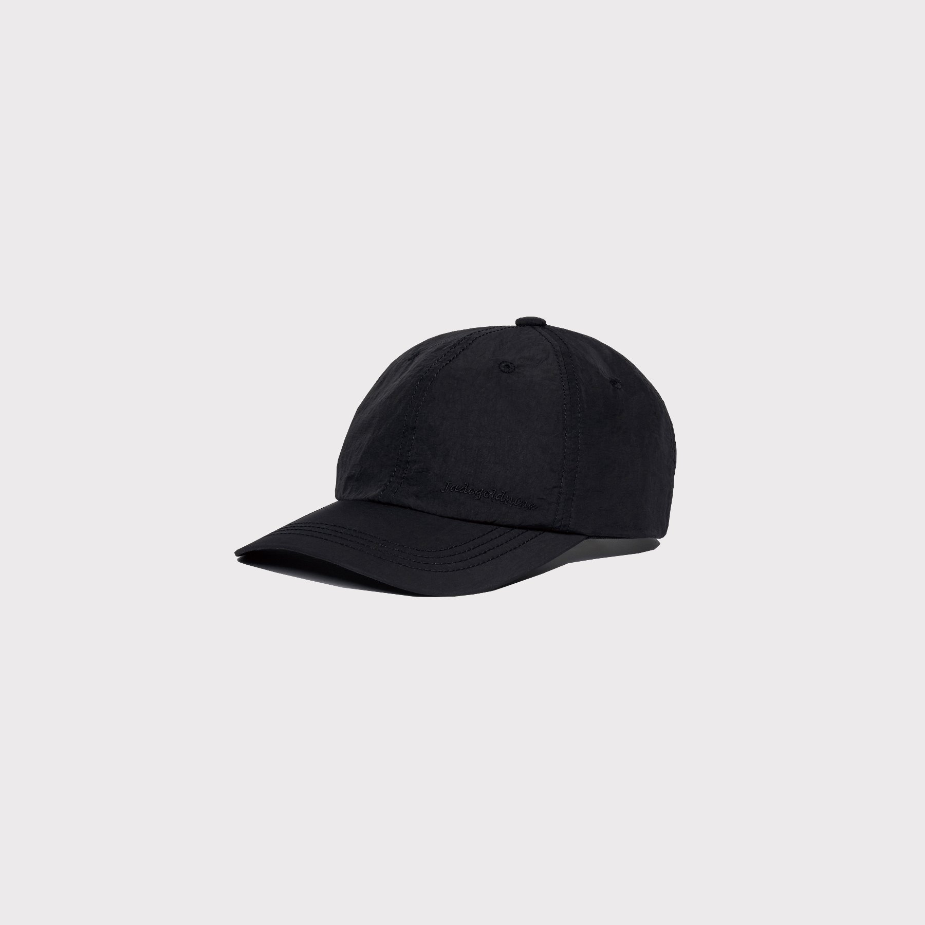 colorful cap (black)