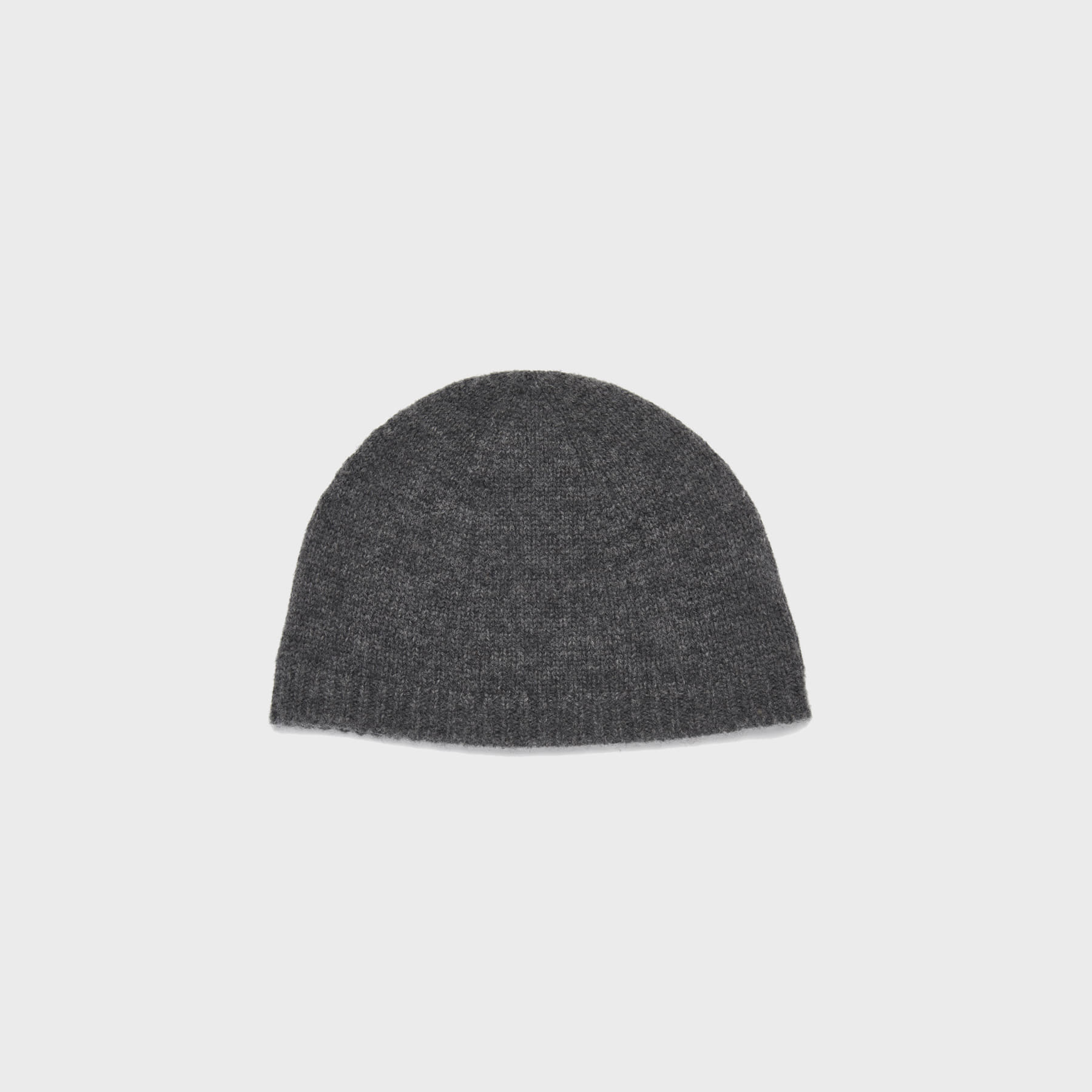 Wool watch cap (gray)